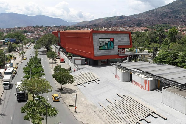 Medellin's Parque Explora Science-Discovery Center/ Source: Gabriel Buitrago