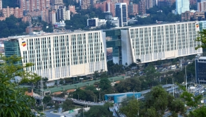 Bancolombia Headquarters in Medellin