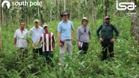 ISA Offsets 100% of Greenhouse Gases with Antioquia Reforestation Project