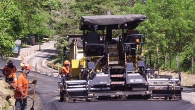 Colombia Highway Construction Project