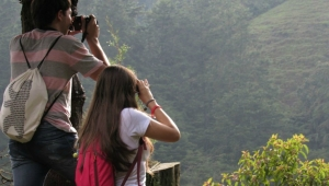 Medellin Students Show Growing Interest in Wild-Bird Studies, Conservation