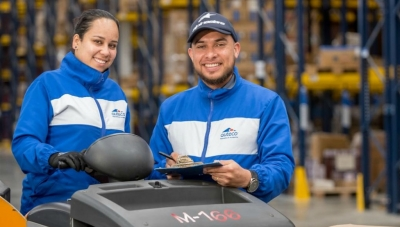 Medellin Motorcyle Pioneer Auteco Debuts Nationwide Distribution Center in Rionegro