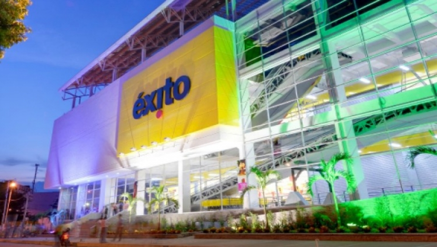 Éxito Posts Small Net Loss in 1Q 2017; Brazil Results Improve