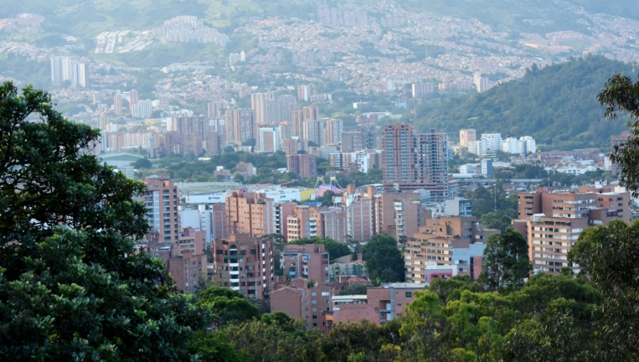 Medellin Panorama