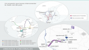Antioquia's 'Prosperity Highway' Contracts Now All Finalized