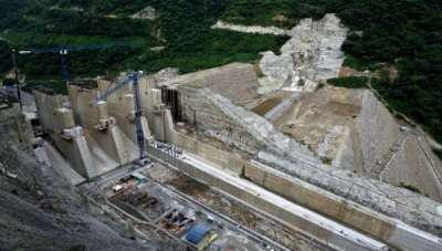 EPM's 2.4-gigawatt 'Hidroituango' Hydropower Plant Nearing Completion