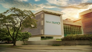 A Sura Branch Office in Medellin