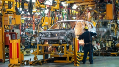 Renault Assembly Plant in Envigado