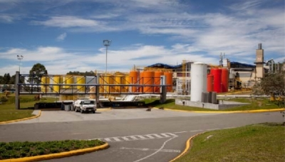 Orbis 'Pintuco' Paint Factory in Rionegro