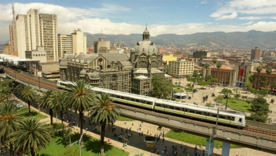 Medellin Metro Gets Funds to Buy 20 More Trains