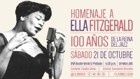Claudia Gomez & Medellin Philharmonic Tribute to Ella October 21