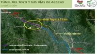 Antioquia Awards Construction Contract for Crucial 'Toyo Tunnel' Project