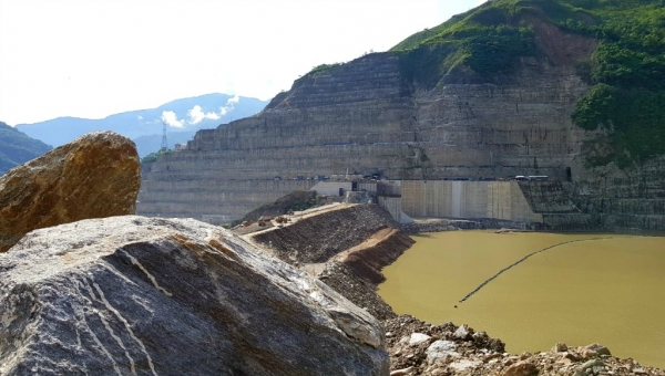 EPM's Hidroituango Hydroelectric Project in Antioquia