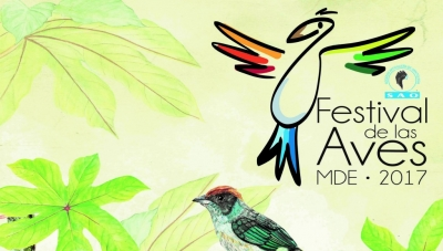 3rd Medellin Bird Festival Takes Wings on October 27-31, 2016