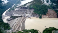 EPM's 2.4-Gigawatt 'Hidroituango' Hydroelectric Dam Delayed by Possible Landslides