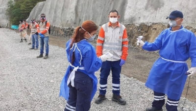 """Pacifico 1"" Highway Workers Now Protected Against Coronavirus"