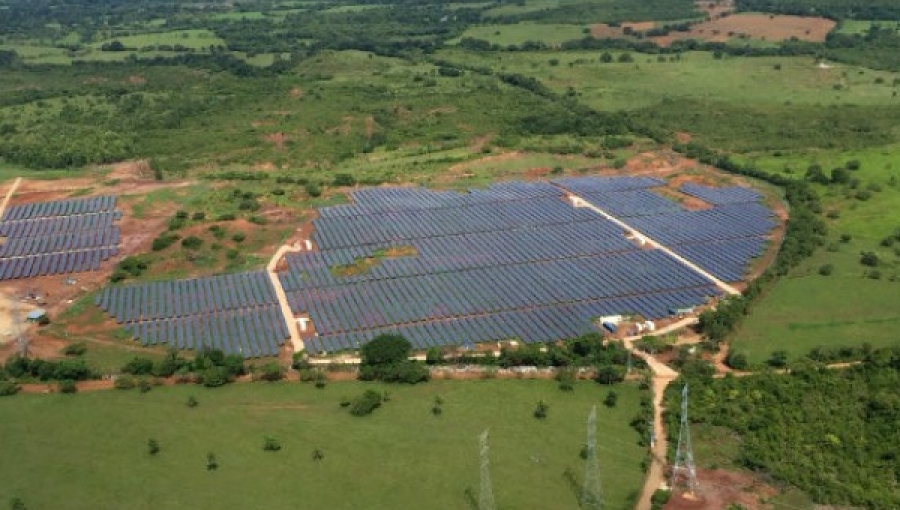 Celsia Solar-Photovoltaic Power Arrays Growing