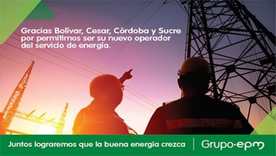 EPM Buys CaribeMar, Becomes Colombia's Biggest Power Player