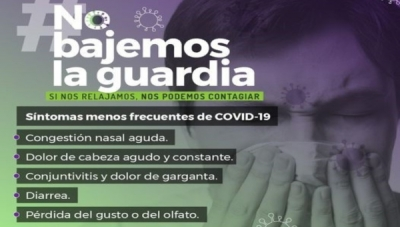 Covid-19 Dangers Persist though Pico y Cedula Restrictions Gone