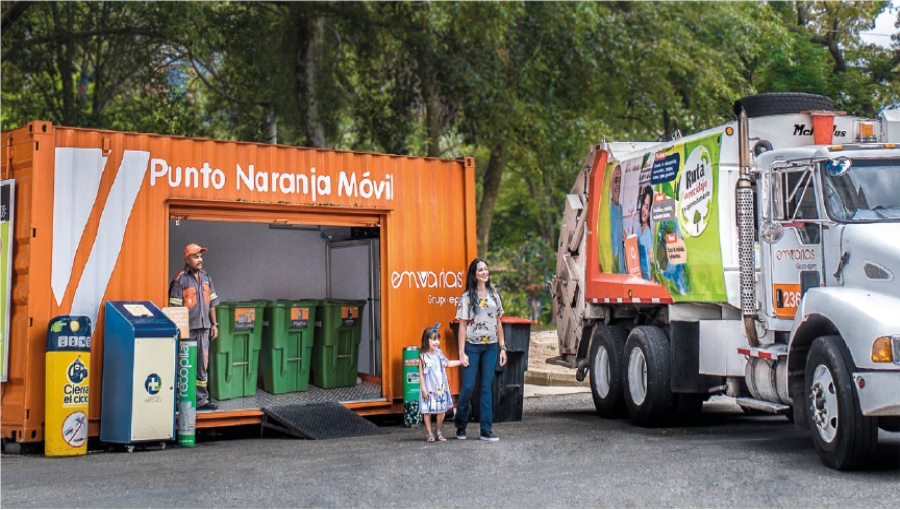 Medellin's 'Emvarias' Sanitation-Unit EBITDA Improves April 2019