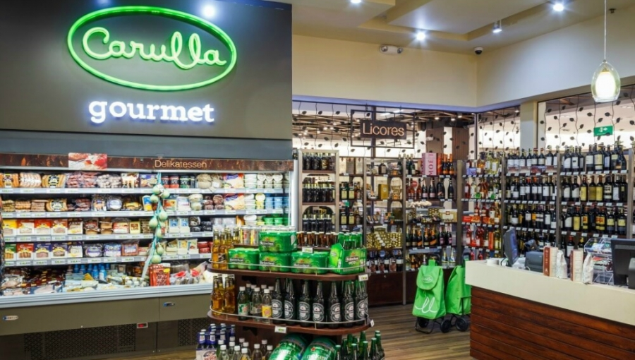Exito's 'Carulla' Supermarket Chain Offers Gourmet Items