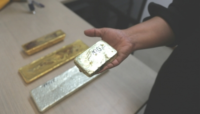 USAID 'Legal Gold' Project Helps Small Miners in Antioquia