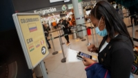 Colombia Passenger Arrivals Must Pass PCR Covid-19 Test