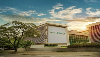 Sura Offices in Medellin