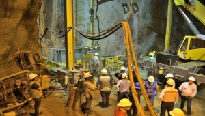 Hidroituango Diversion Tunnel Repairs
