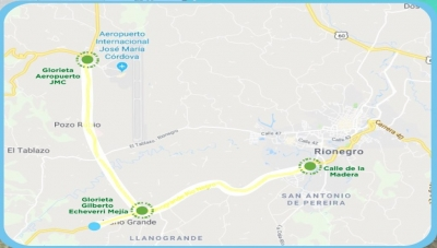 ANI Announces Expansion of Highways Connecting Rionegro, Llanogrande, JMC Airport