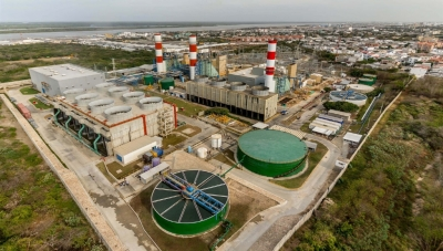 Funds From Celsia's Recently Sold 'Zona Franca' Power Plant in Cartagena (above) Boosted 3Q 2019 Net Income