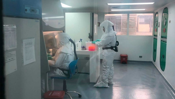 Coronavirus Detection Laboratory