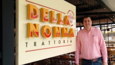Della Nonna General Manager/Part-Owner Rui Pereira