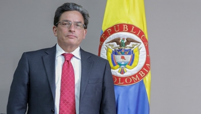Colombia Treasury Minister Alberto Carrasquilla Hails IMF's US$10.8 Billion Line-of-Credit