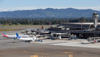 Medellin's Jose Maria Cordova (JMC) International Airport