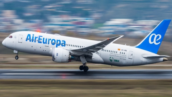 Air Europa Resumes Medellin Service